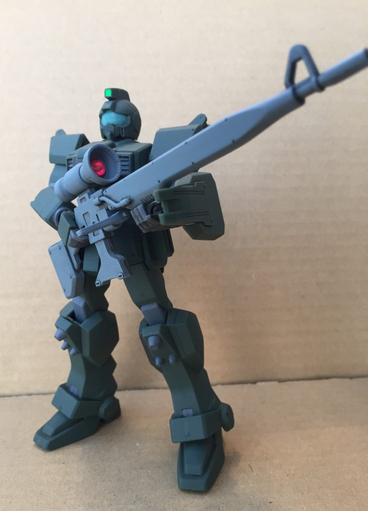 RGM-79(G) ジムスナイパー アピールショット3