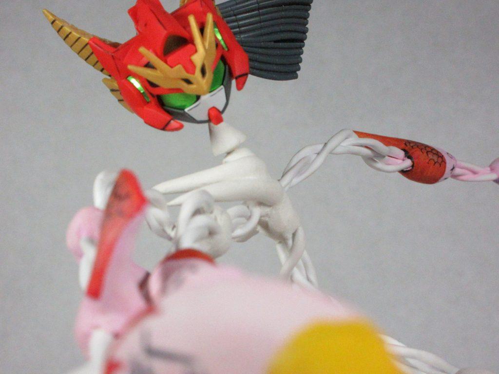 進撃の戦乙女 制作工程2