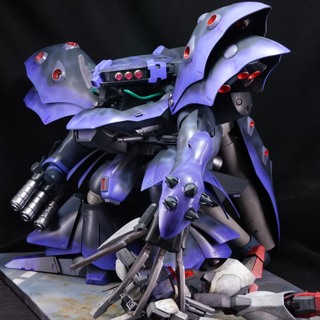 MSN-04ⅡF Flower crab