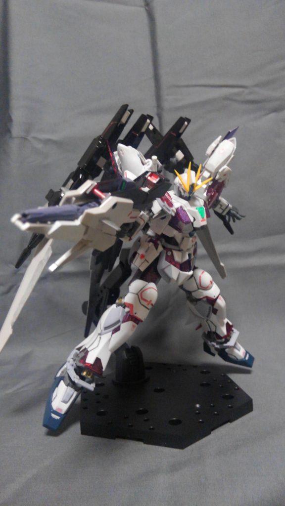 RX-9/P ナラティブガンダムプロヴィジナル アピールショット3