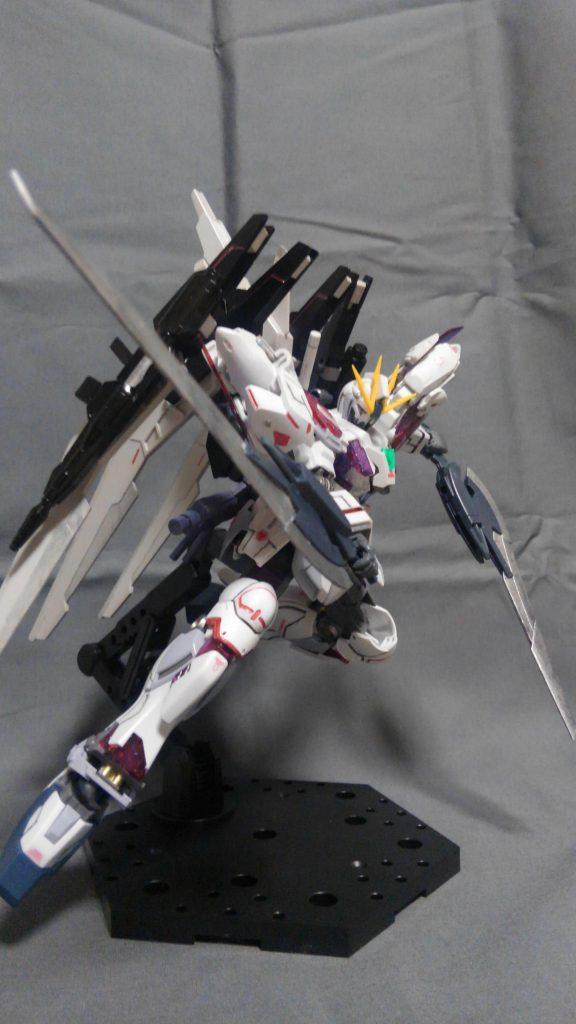 RX-9/P ナラティブガンダムプロヴィジナル アピールショット4