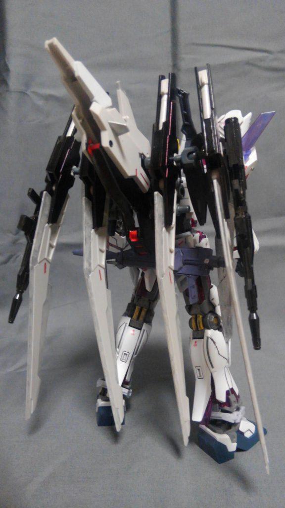 RX-9/P ナラティブガンダムプロヴィジナル アピールショット2