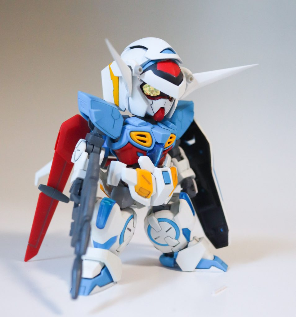 SD G‐セルフ アピールショット3