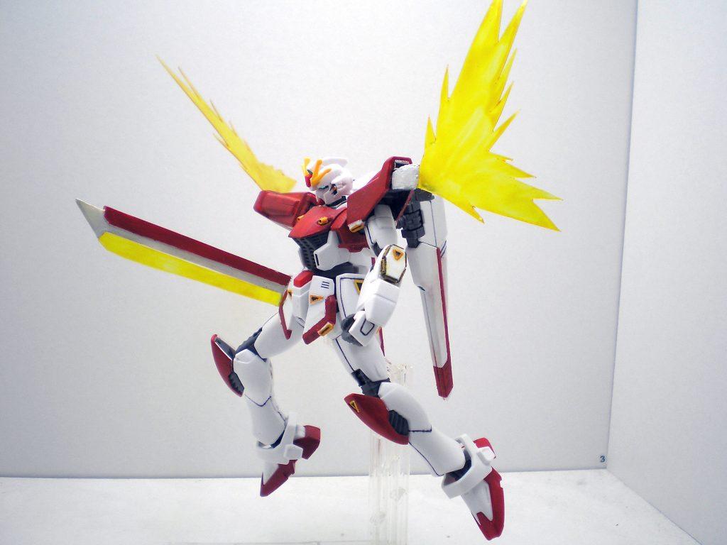 F9X GUNDAM RED MIRAGE アピールショット4