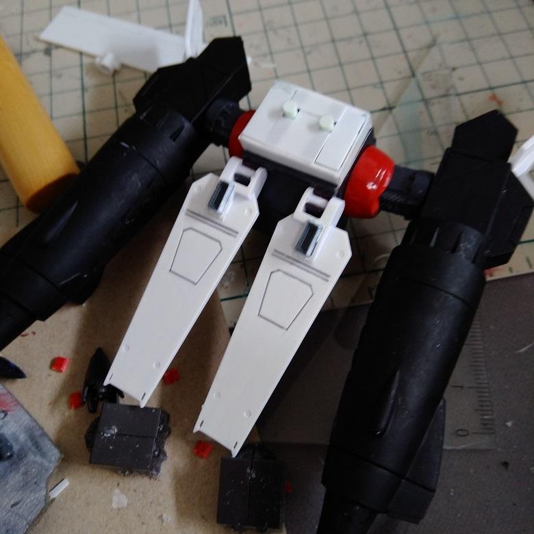 Y-Gキャノン 制作工程2