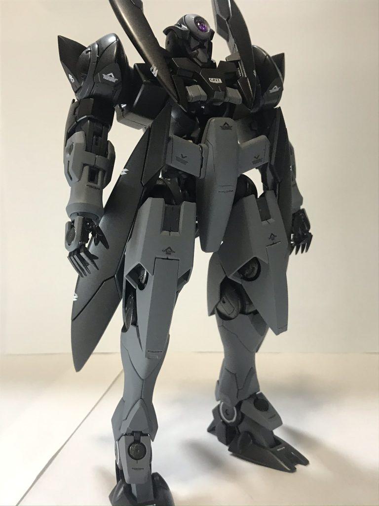 MGジンクス(ジンクスⅣ指揮官機カラー) アピールショット2