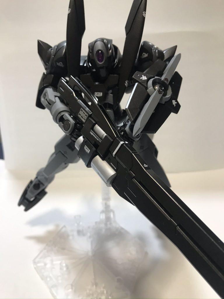MGジンクス(ジンクスⅣ指揮官機カラー) アピールショット4