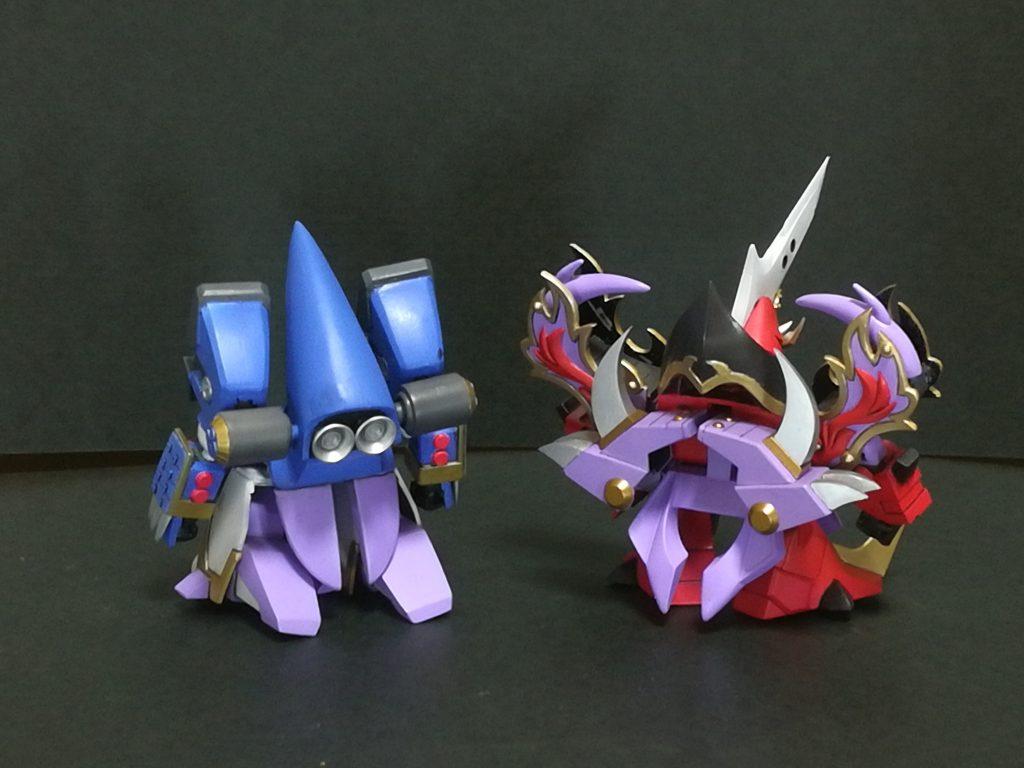 紫電鬼(しでんき) アピールショット3