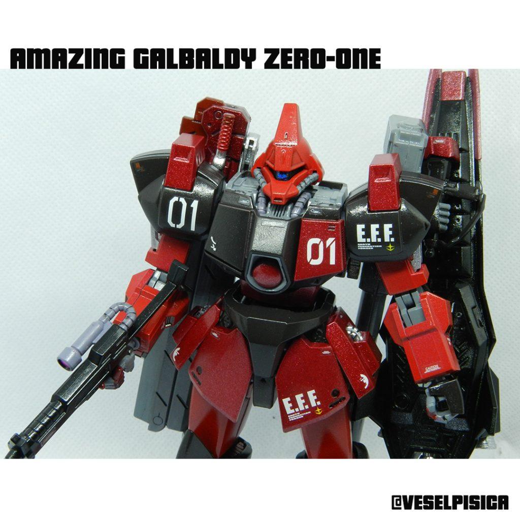 Amazing Galbaldy Zero-One