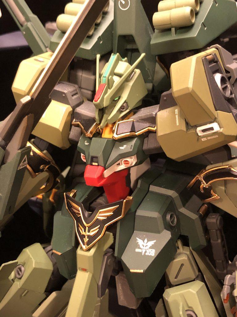 TR-6  [ハイゼンスレイII/ネオジオン譲渡仕様] アピールショット7