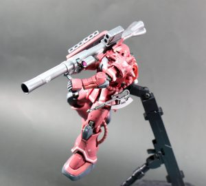 HG シャア専用ザクII