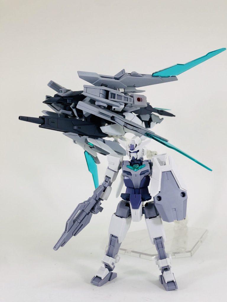 纏え、GBN最強の剣!-AGEⅡマグナムアーマー