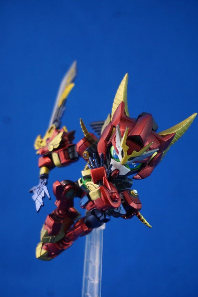 龍闘士 リュウキ=ランダー アピールショット1
