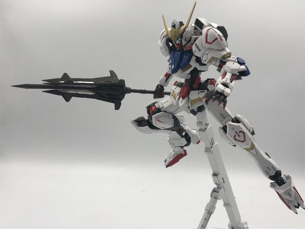 MG バルバトス アピールショット2