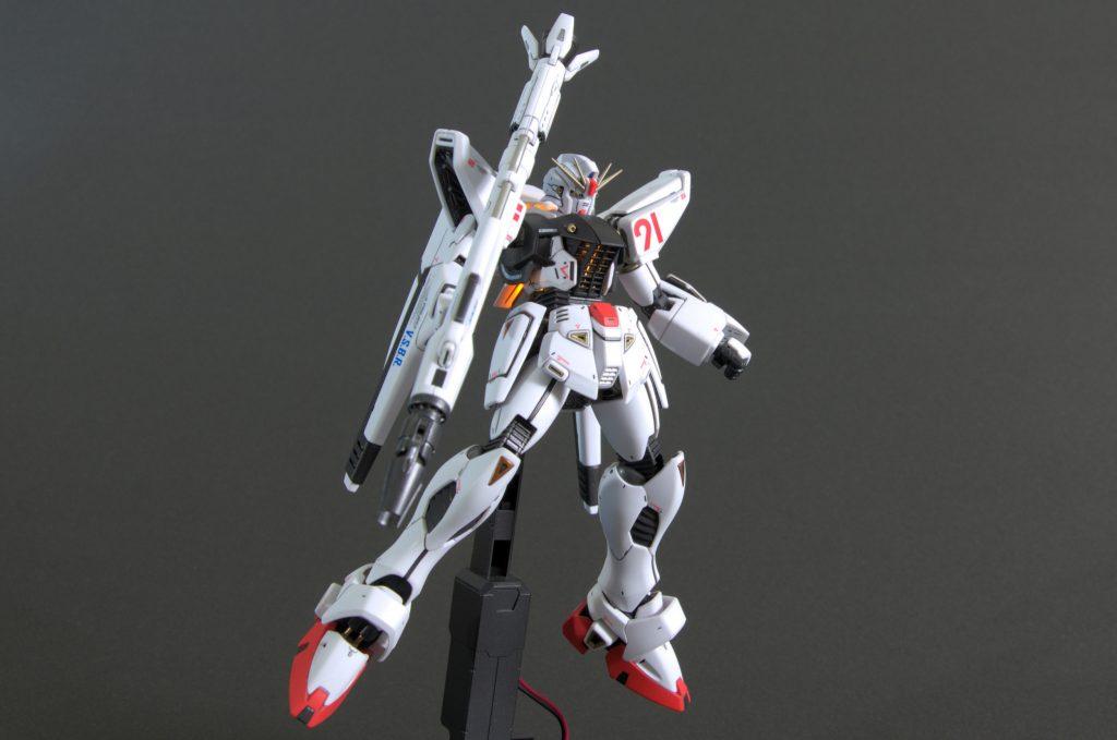 MG ガンダムF91 Ver.2.0 アピールショット7