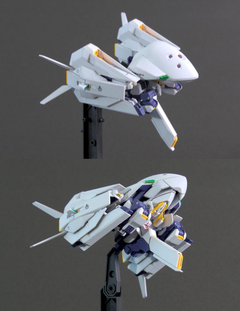 HG ガンダムTR-6 [ウーンドウォート] アピールショット8