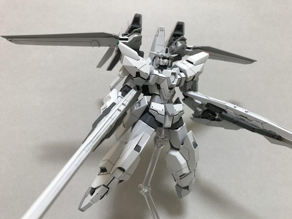 ガンダムAGE-IIIオービタル(アマテラス) アピールショット4