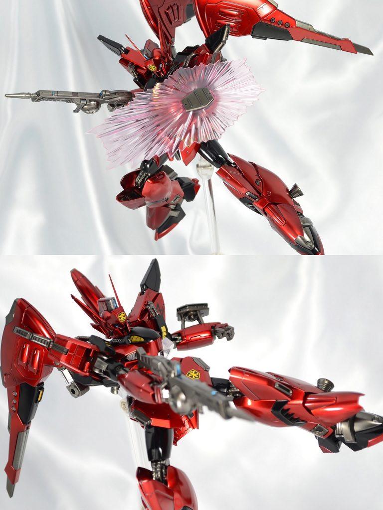 RE/100 ビギナ・ゼラ アピールショット6