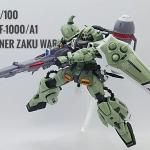 MG 1/100 ガナーザクウォーリア(一般機)