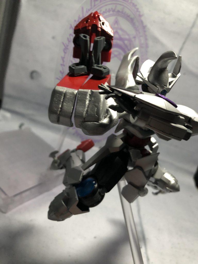 マジシャンズ・ガンダム 制作工程3