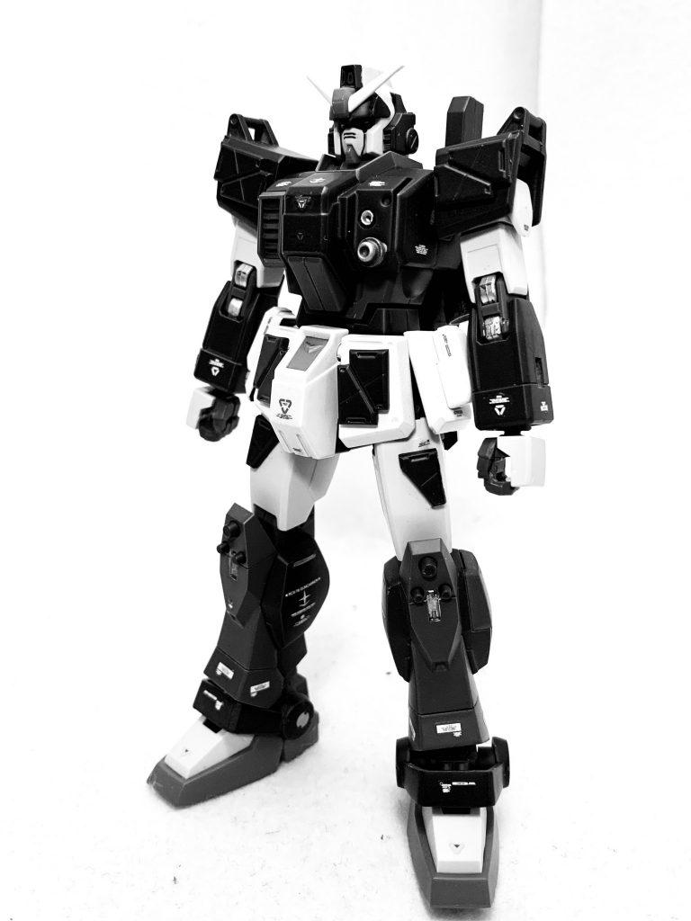 陸戦強襲型ガンダムRX-79【GA】 アピールショット4