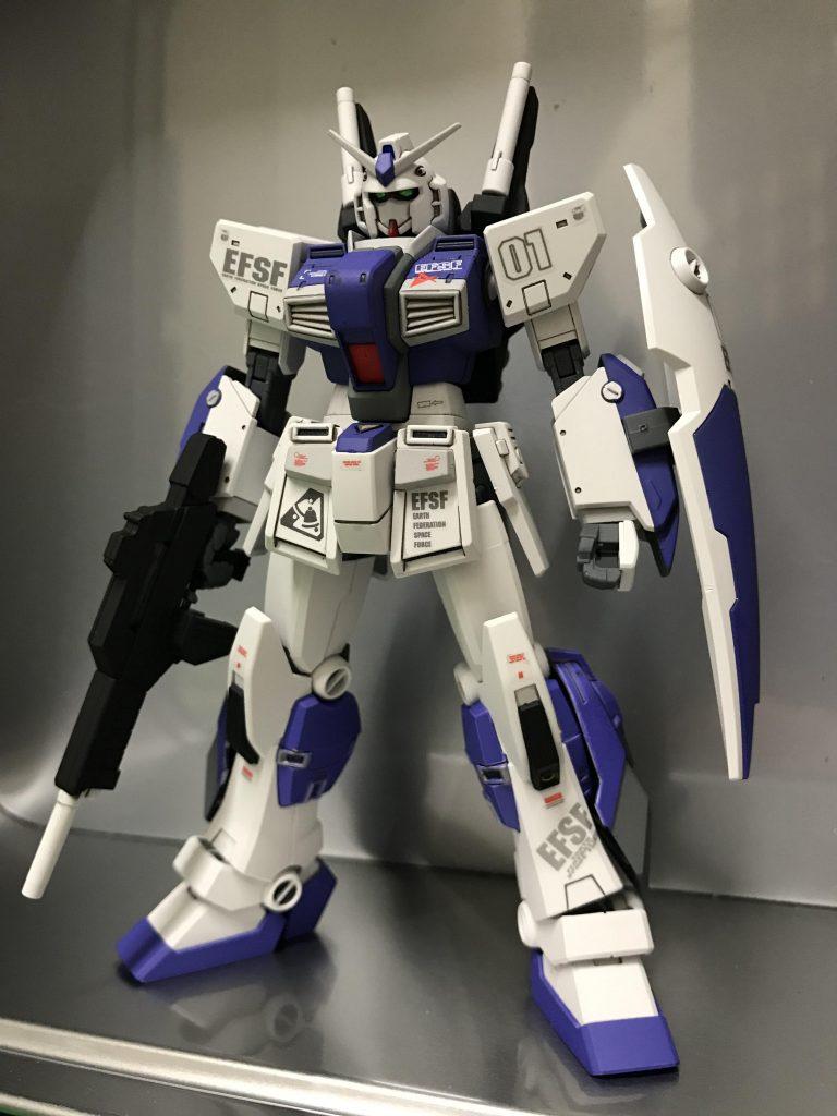 ガンダム6号機 NT-Ⅱ アムロ仕様