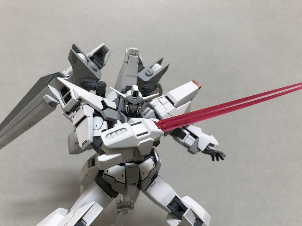 ガンダムAGE-IIIオービタル(アマテラス) アピールショット6