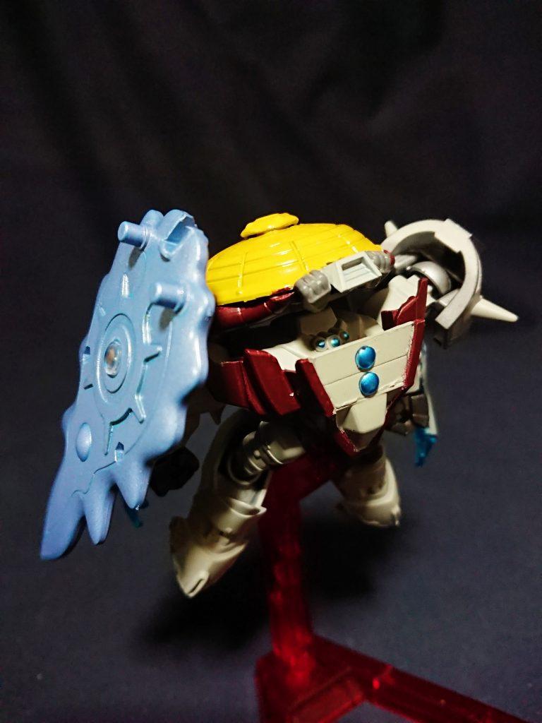 龍且マヒロー アピールショット1