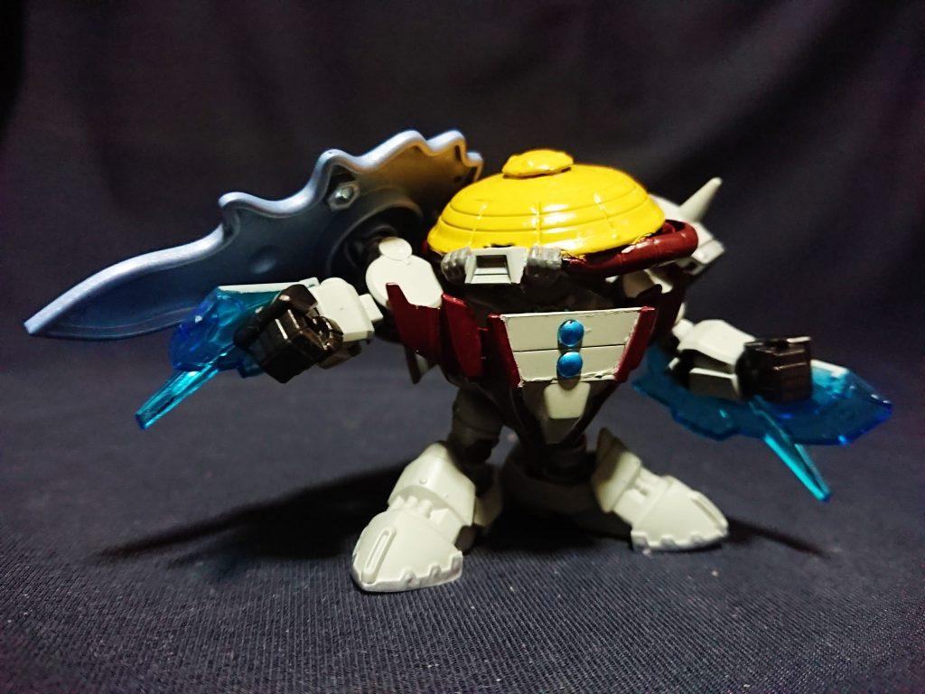 龍且マヒロー アピールショット2