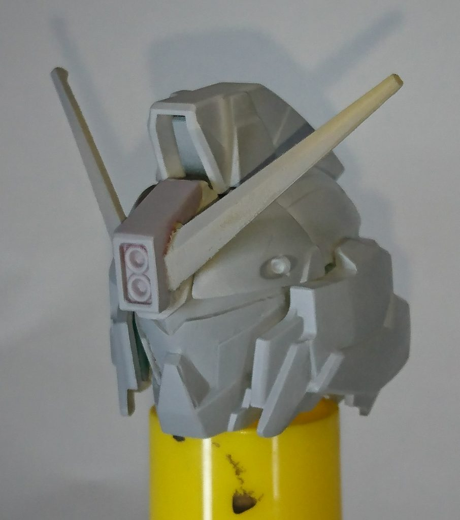 サイコガンダムMk2 制作工程1