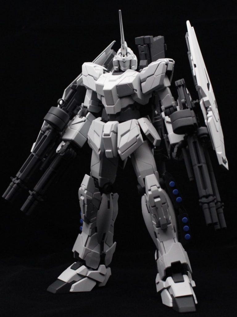 MG ユニコーンガンダム(ユニコーンモード)