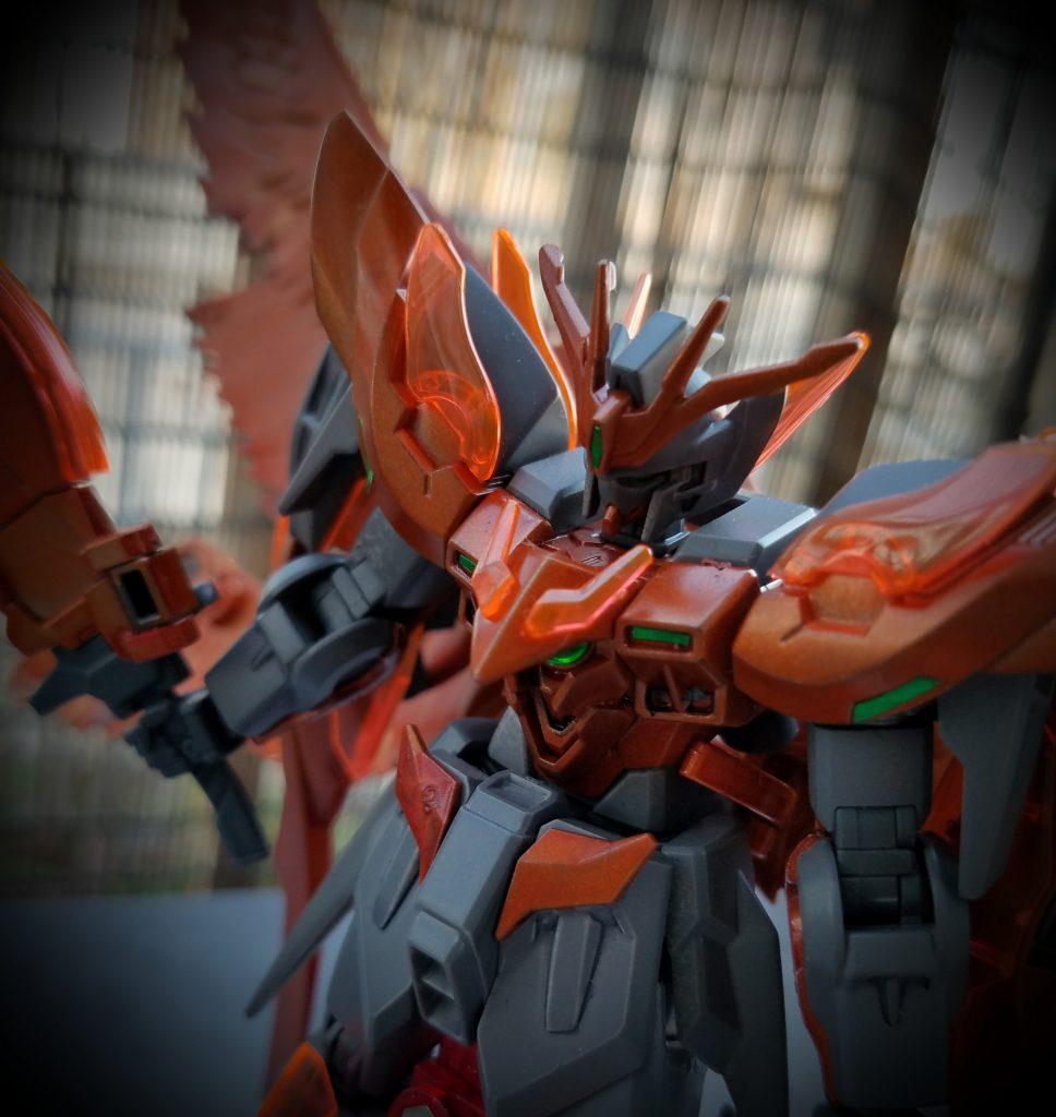 橙翼のウィングゼロラファエル