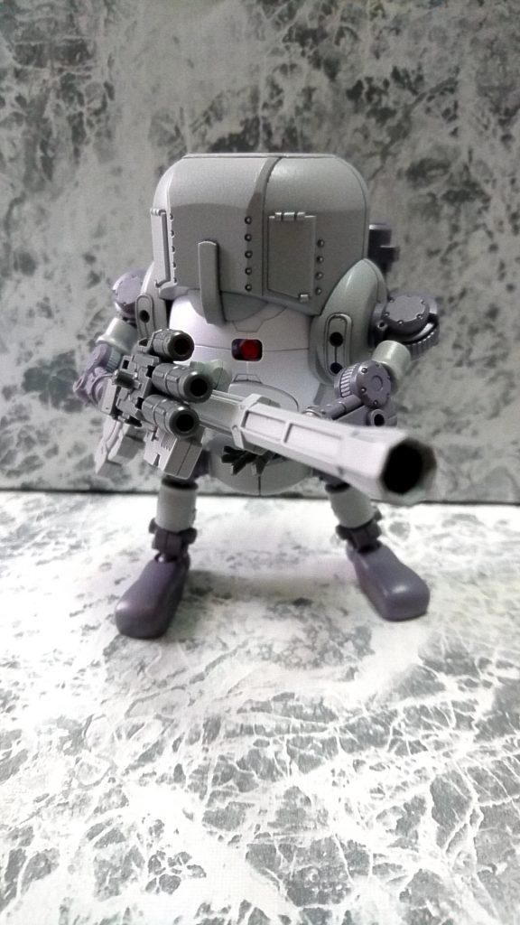 モビルハロ ナッツクラッカー 制作工程5