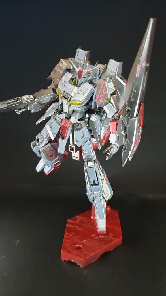 RG ホワイトゼータ(ゼータ3号機)