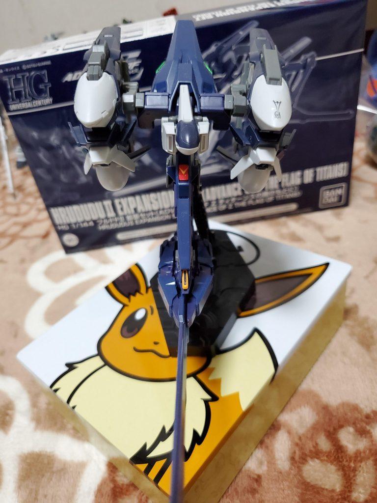 フルドド2+プリムローズ 支援戦闘機 アピールショット2