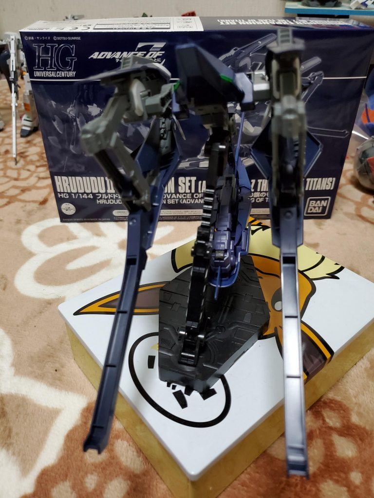 フルドド2+プリムローズ 支援戦闘機 アピールショット3