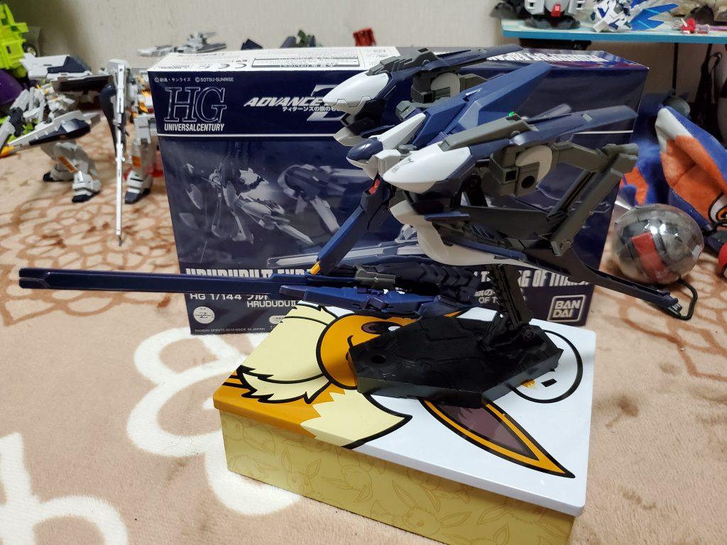 フルドド2+プリムローズ 支援戦闘機 アピールショット1