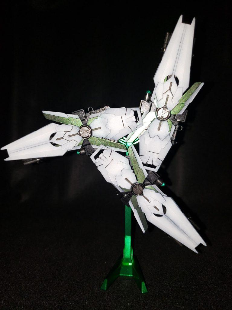 RX-0 UNICORN GUNDAM (NT-D) アピールショット3