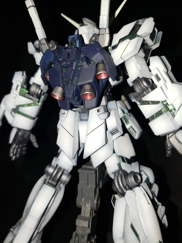 RX-0 UNICORN GUNDAM (NT-D) アピールショット2