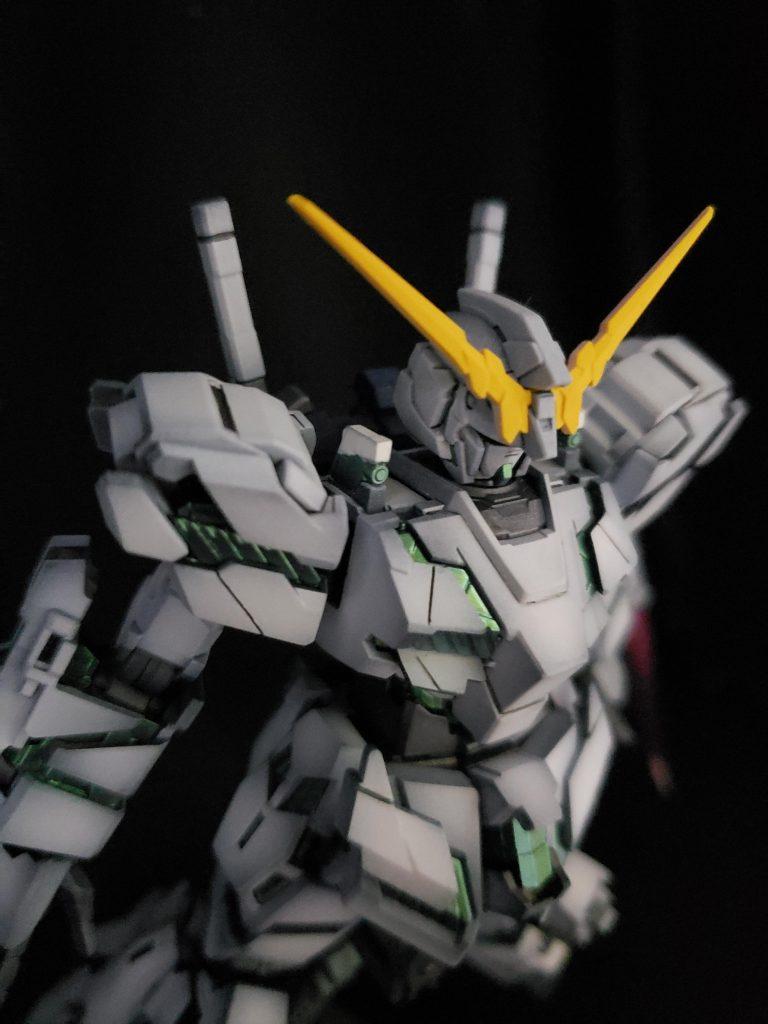 RX-0 UNICORN GUNDAM (NT-D) アピールショット1