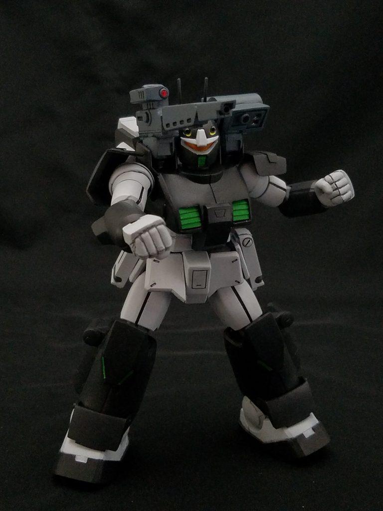 [041]RX-77-4 ガンキャノンⅡ アピールショット6