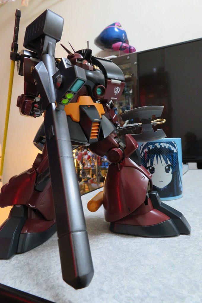 MG ドワッジ改 アピールショット3