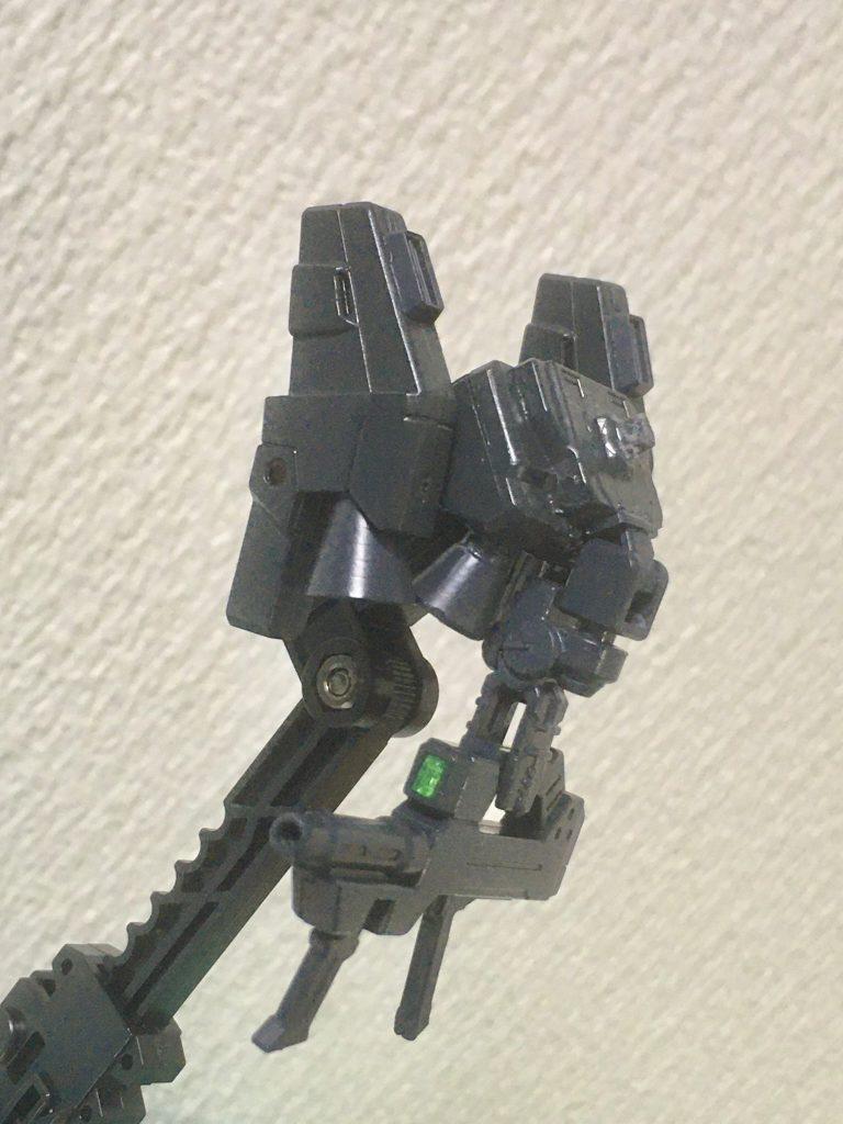 XXXG-01SR2B ビルドガンダムサンドロックカスタム 制作工程3