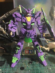 RX-O-EVA001 ユニコーンガンダム