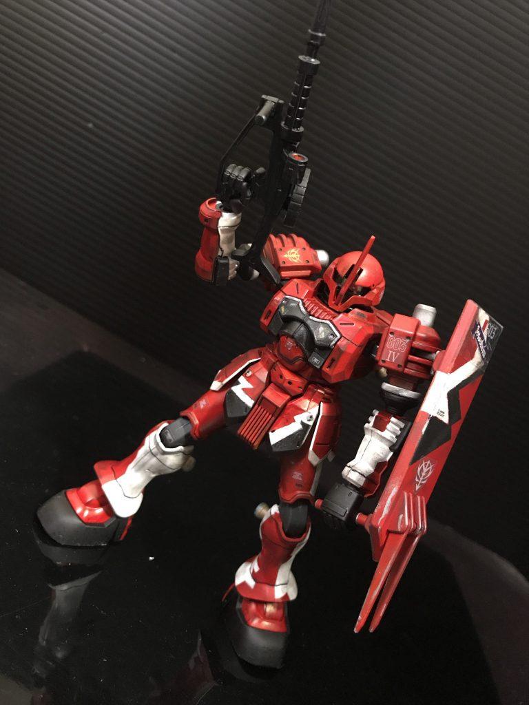 オリヴァー・マイ専用 EMS-10 ヅダ