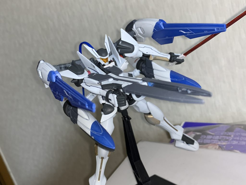 GNX-903VJ ブレイヴジュエル アピールショット2