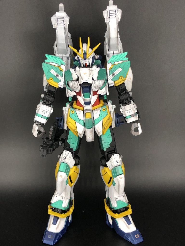 RX-9/W NARRATIVE GUNDAM W-SARF アピールショット3
