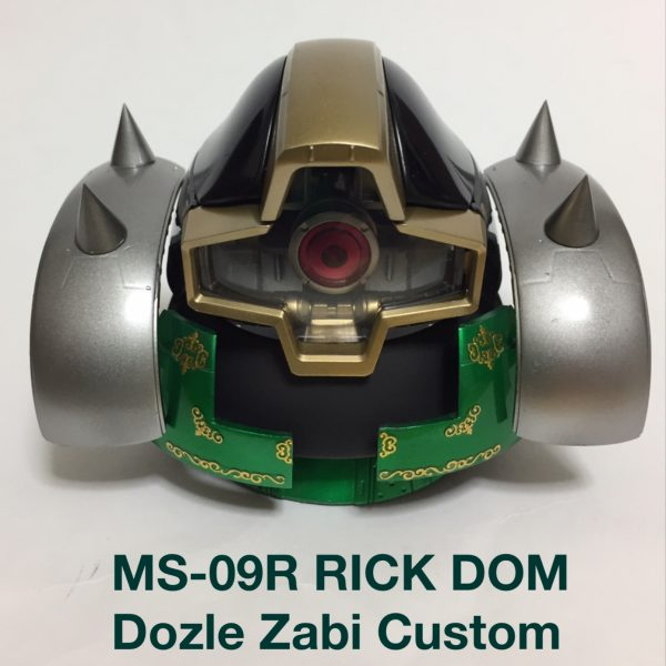 MS-09R RICK DOM Dozle Zabi Custom