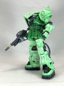 ザクF2(ジオン軍仕様)