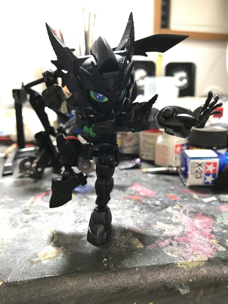 龍闘士 リュウキ=ランダー 制作工程3